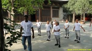 Shaolin Monk,Shifu Prabhakar Reddy P ,