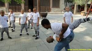 Shaolin Master,Shifu Prabhakar Reddy,Kungfu master,