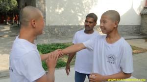 Shaolin Master Kungfu prabhakar