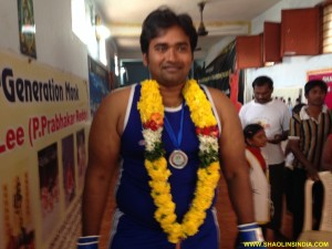 Indian Boxing Rajesh