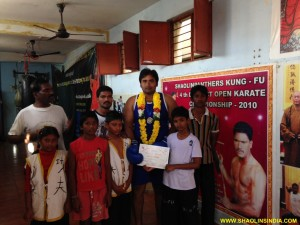 National Best Boxing Team in India