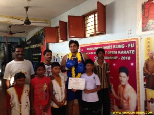 The Best Boxing Training Team India