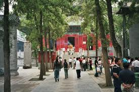 Shaolin China Temple