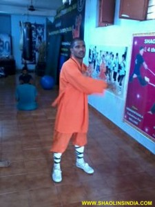 Shaolin Kung fu Indian Wushu