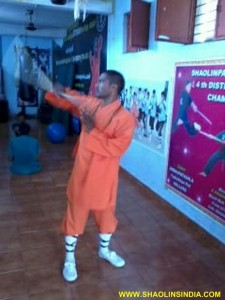 Shaolin Temple Kung fu India