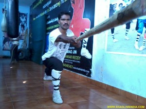 Shaolin Temple Kungfu Andhra Master