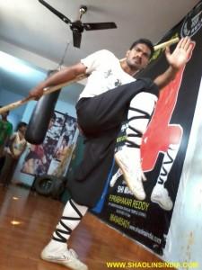Shaolin Monk Kungfu