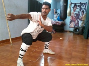 Shaolin Warrior Training India