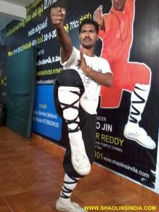 Shaolin Master Prabhakar