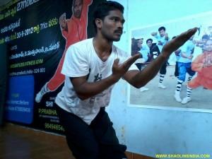 Shaolin Master Prabhkar Reddy