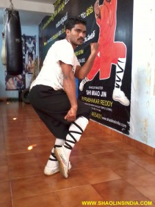 Shaolin Warrior Kungfu