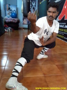 Shaolin Kungfu Monk