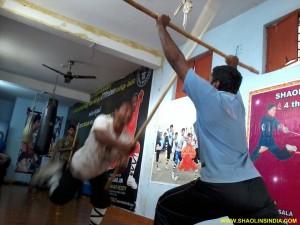 Shaolin Kungfu Prabhakar