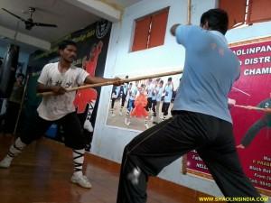 Shaolin Kungfu Prabhakar Reddy