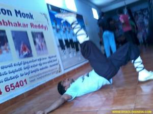 Shaolin MASTER Hard Wushu
