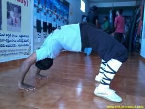 Shaolin Kungfu Training Nellore