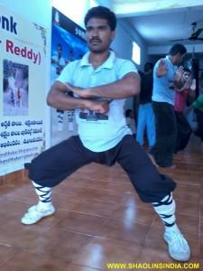 Shaolin Warrior NMaster