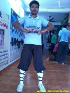 Shaolin Prabhakar Teach Chi Kung