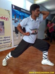 Shaolin Kungfu Lbow