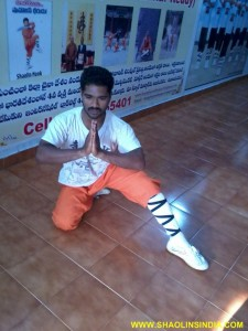 Shaolin Kung fu Masetr