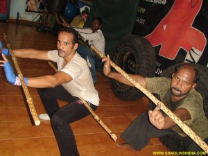 Martial arts Training Srikalahasthi