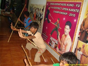 Shaolin Monk Training Academy