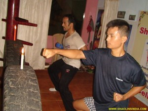 Shaolin Monk Training Program India