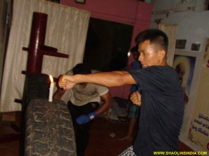 Shaolin Monk Training Acadmey