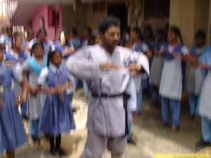 Girls Martial arts Instructor India