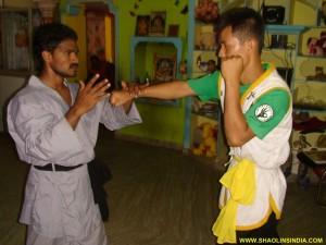 Shaolin Kung-fu Training Jammu Academy