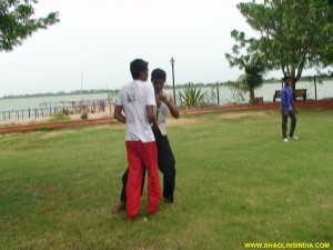 Punjab Kung-fu Training