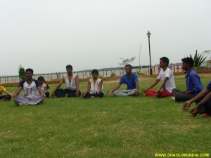 Martial arts Meditation Training in Teach India
