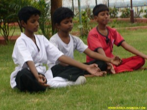 Children Meditation Training