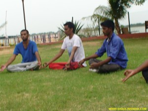 Indian Meditation Training