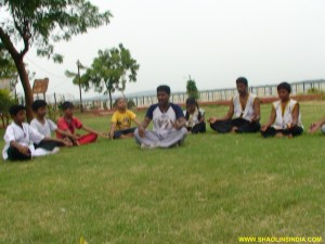 Meditation Training CampMeditation Training in Teach Shifu Prabhakar Reddy