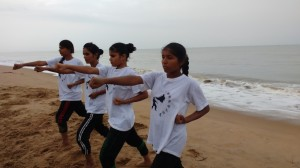 Best Indian Girls Self-Defense Training