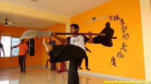 Shaolin Kung-fu Training Camp