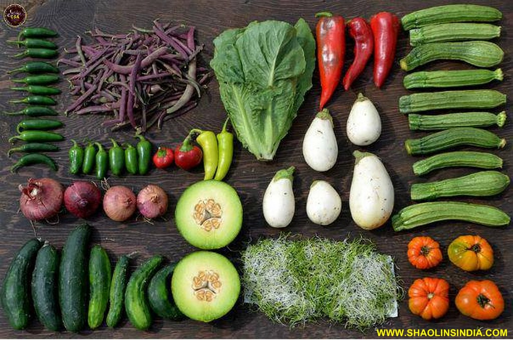 Vegetable and Health