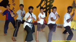 Shaolin Kungfu Training Camp