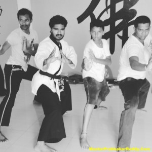 Martial arts Blac Belt Training
