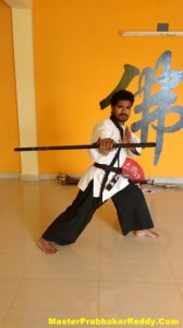 Indian Samurai Training Academy
