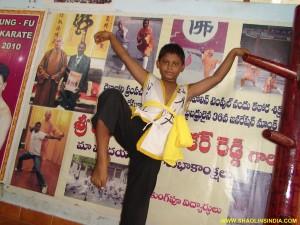 Shaolin Kung-fu Children Acadmy
