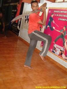 Shaolin Wushu Weaons Vijaywada