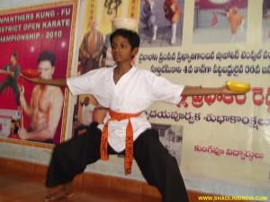Nellore Martial arts Shifu Prabhakar Reddy Indiarts Master Shifu