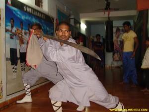 Shaolin Wushu Traditional Master