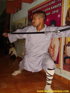 Shaolin Warrior Monk Weapons