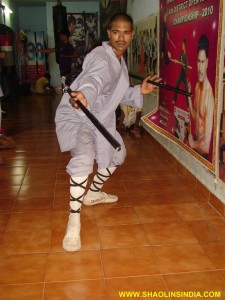Shaolin Warrior Mon Trainer India