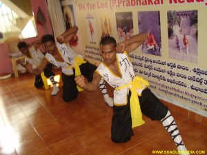 Shaolin Wushu Monk Training Academy