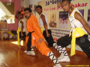 Shaolin Warrior Monk Trainer India