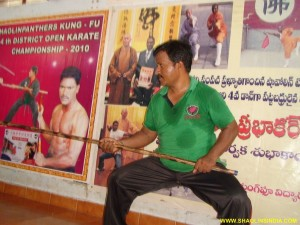 Ongole Karate Training Dojo